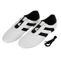 Martial Arts Shoes,Lightweight Breathable Taekwondo Sport Boxing Kung Fu Tai Chi Shoes for Adults Kids Women Men