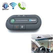 OUKU Bluetooth Speakerphone Bluetooth Handsfree Car Kit Clipped On Car Sun Visor, Bluetooth 4.0 Can Support Two Phones Simultaneously