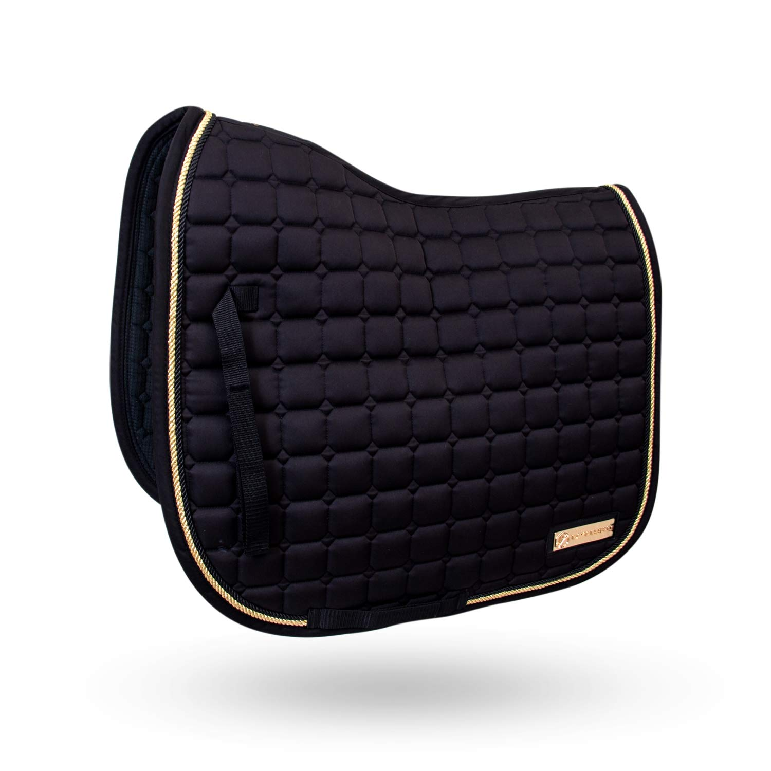 Kavallerie All-Purpose Saddle Pad with Quilted Anti-Slip Padding and Breathable Mesh Fabric for Maximum Airflow and Comfort, Works for English