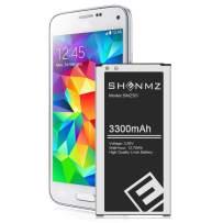Galaxy S5 Battery,[Upgraded] 3300mAh Li-ion Replacement Battery for Galaxy S5 AT&T G900A,G900F,G900H,G900R4,I9600,SM-G900V,SM-G900P,SM-G900T,EB-BG900BBC [18 Months Warranty]