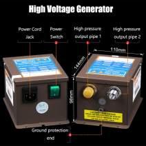 Hanchen Anti Static Bar Ionizing Air Bar ESD Ionizer Static Eliminator Dust Remover (220V Generator, Only Generator)