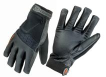 Ergodyne ProFlex 9002 Certified Anti-Vibration Work Glove, X-Large, Black