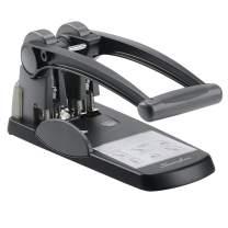Swingline 2 Hole Punch, Hole Puncher, Extra High Capacity, 300 Sheet Punch Capacity, Fixed Centers, Black (74192)