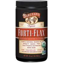 Barleans, Forti Flax Organic, 16 Ounce