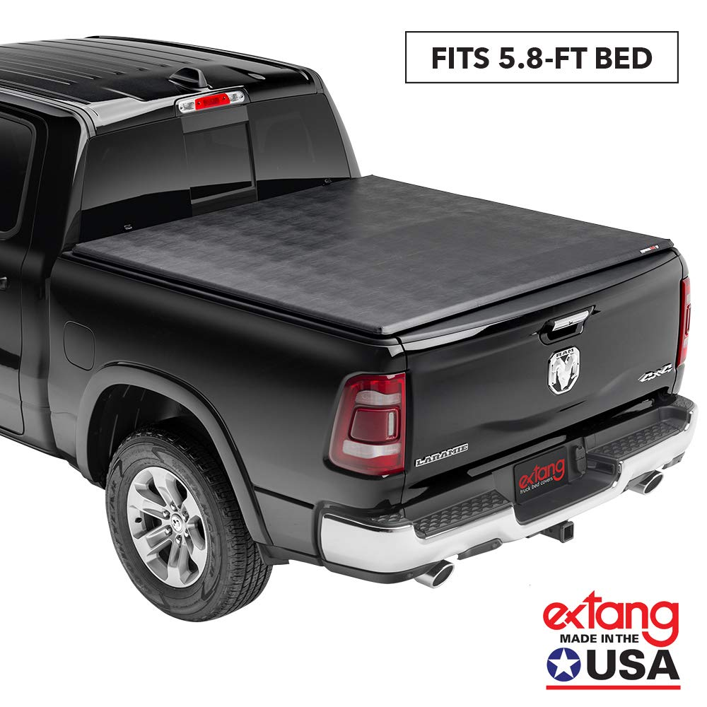 "Extang Trifecta 2.0 Soft Folding Truck Bed Tonneau Cover  | 92645 | Fits 2007-13 Chevy/GMC - Silverado/Sierra 5'8"" Bed"
