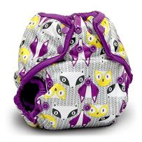 Kanga Care Rumparooz One Size Reusable Cloth Diaper Cover Snap | Bonnie 6-35 lbs
