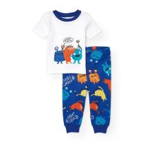 The Children's Place Baby Boys' Top and Bottom Pajama Sets