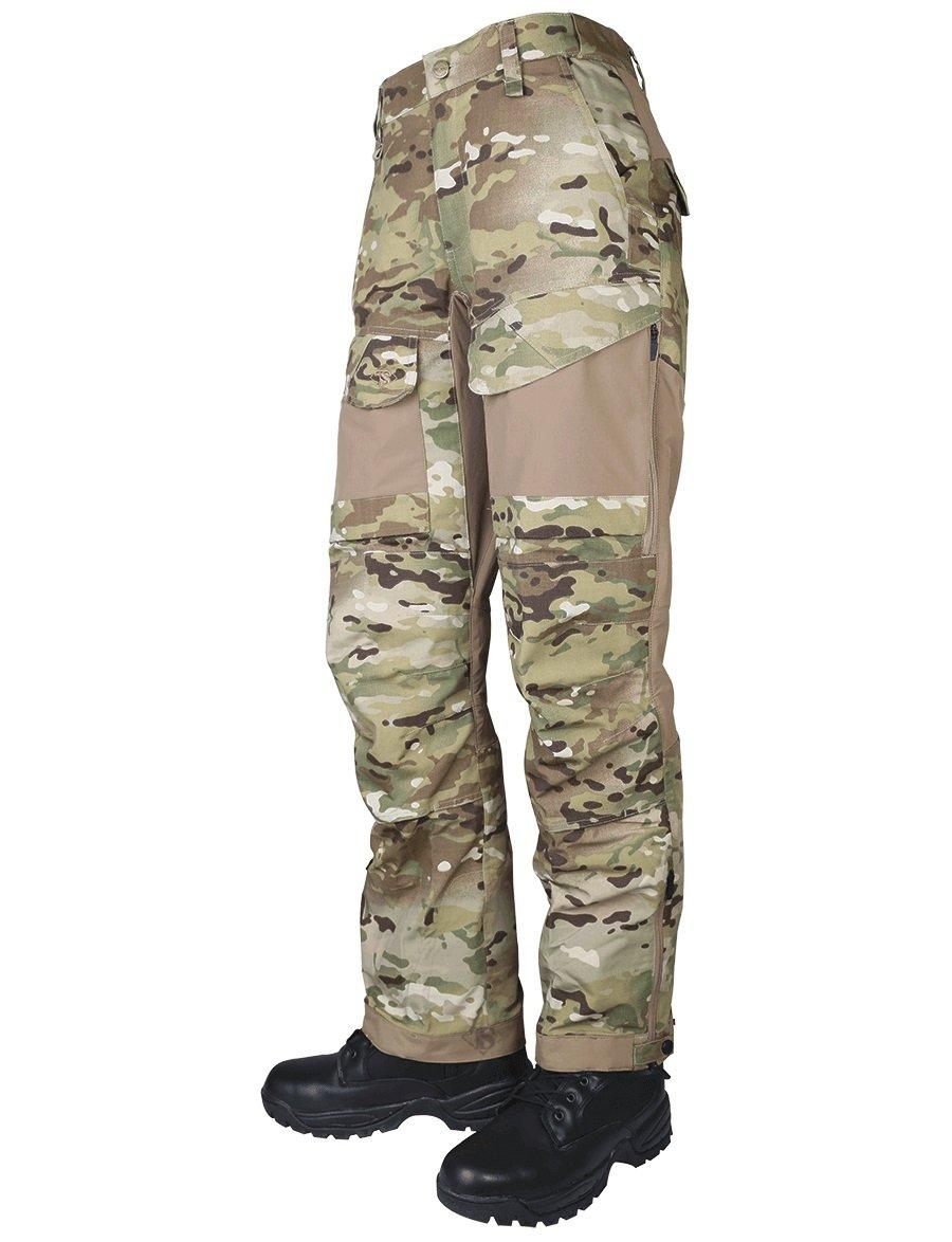Tru-Spec 1438 24-7 Men's Xpedition Pants, Rip-Stop, Multicam/Coyote