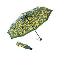 boy Travel Umbrella Compact, Windproof Folding Umbrellas, Sun Umbrella with UV Protection for Women and Men, Floral/Camouflage/Navy Blue