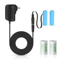 Lenink C Battery Eliminator AC Power Adapter, Replace 2 C Battery