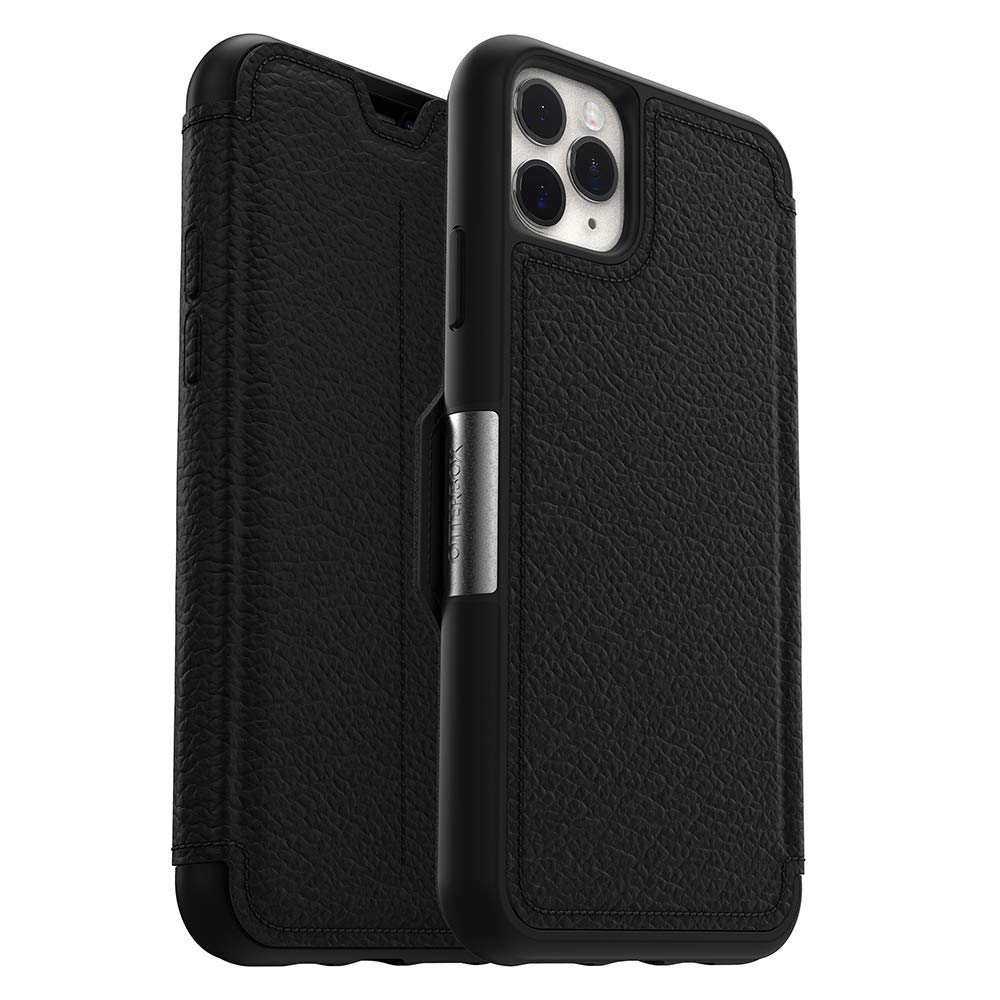 OtterBox STRADA SERIES Case for iPhone 11 Pro Max - SHADOW (BLACK/PEWTER)