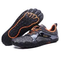 Men Women Water Shoes Quick Dry Aqua Socks Barefoot Shoes Slip On for Swim Boating Yoga Hiking Beach Walking Pool Sports