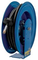 """Coxreels EZ-E-MP-450 Safety Series Spring Rewind Hose Reel for air/water/oil: 1/2"""" I.D., 50' hose capacity,  2500 PSI"""