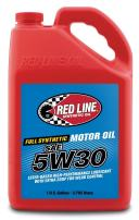Red Line (15305) 5W30 Motor Oil - Full-synthetic Ester Formula Car Engine Oil - 1 Gallon
