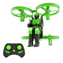 Mini Nano Drone for Kids Beginners Lefant Jetpack 2.4GHz Remote Control Quadcopter RC Toy with 6 Axis 3D Flips Altitude Hold Function One Key Take Off Landing (Green)