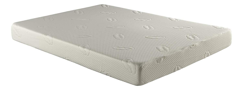 Atlantic Furniture Atlantic Mattress Easy Rest Memory Foam Mattress, Full,