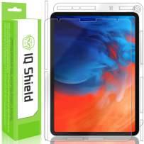 IQ Shield Full Body Skin Compatible with Apple iPad Pro 11 (2018) + LiQuidSkin Clear (Full Coverage) Screen Protector HD and Anti-Bubble Film