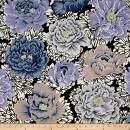 FreeSpirit Fabrics Free Spirit 0427385 Kaffe Fassett Collective Brocade Peony Fabric By The Yard, Grey