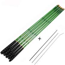 Goture //Tenkara Fishing Rod//Stream Rod 1 Piece Carp Fishing Pole, Carbon Fiber Ultralight Telescopic Fishing Rod 10FT 12FT 15FT 18FT 21FT 24 FT+ Free Tip Set(Top 3 Segments)