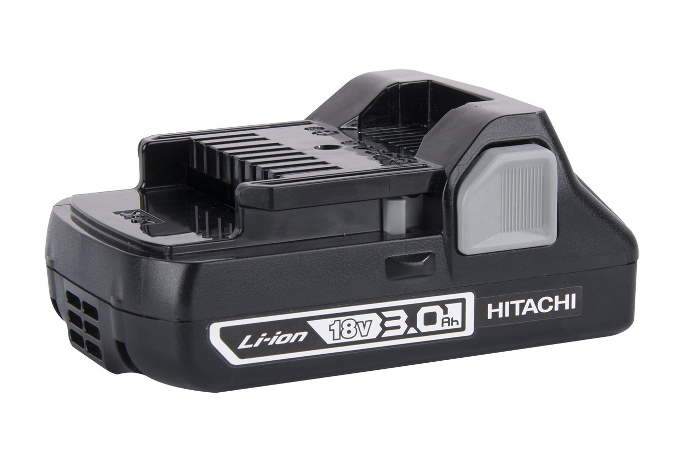 Hitachi 339782 Compact 18V 3.0 Amp Hour Lithium-Ion Slide Style Battery