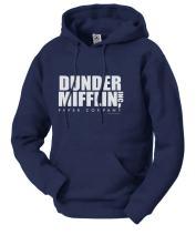 NBC The Office Dunder Mifflin Hooded Sweatshirt - Official Hoodie