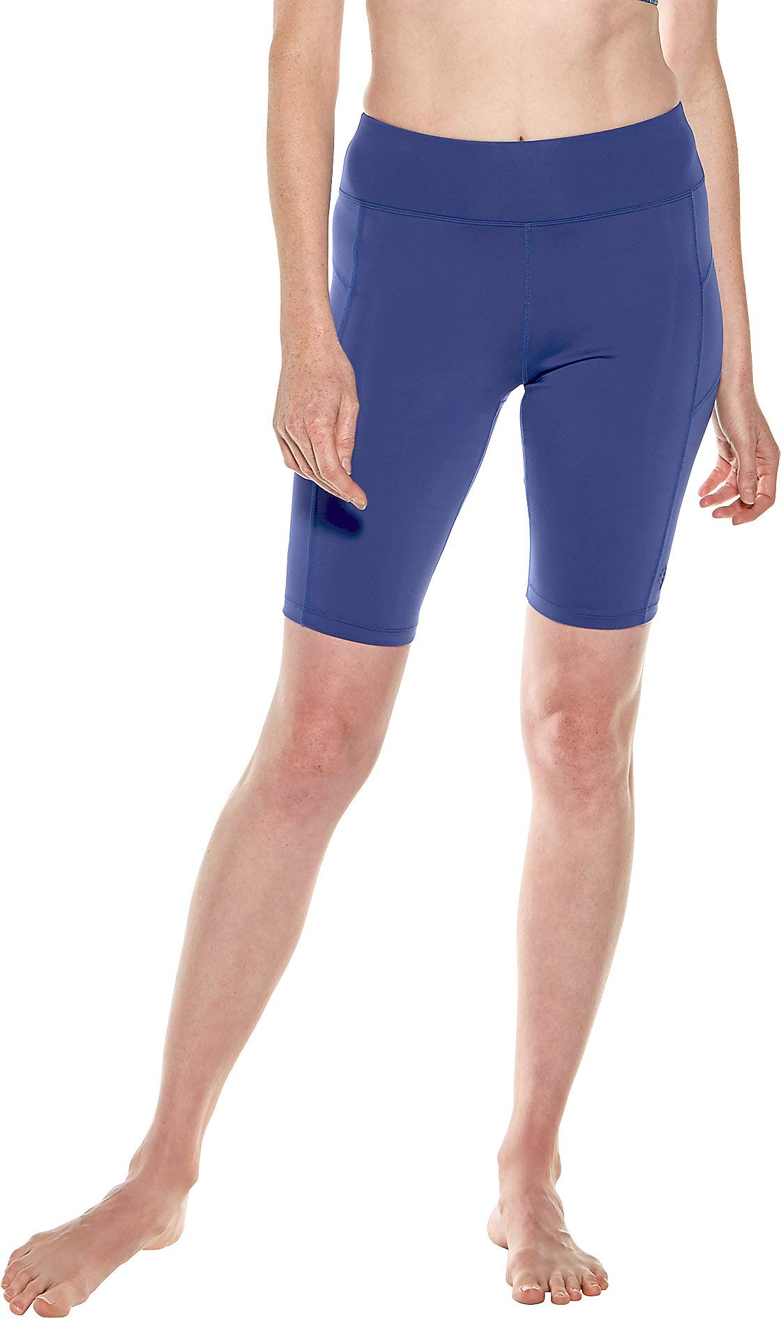Coolibar UPF 50+ Women's Santa Cruz Swimming Shorts - Sun Protective