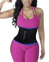 YIANNA Waist Trainer Slimming Body Shaper Belt - Sport Girdle Waist Trimmer Compression Belly Weight Loss