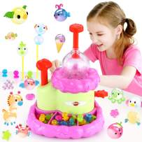 VATOS Kids Craft Toys for Girls Assemble DIY Art & Craft Kits Innovative Balloon Bubble Inflator Handmade Fun Party Favors   Best Birthday Gift Creative Toys for Ages 5 6 7 8 9 Year Old Girls & Boys