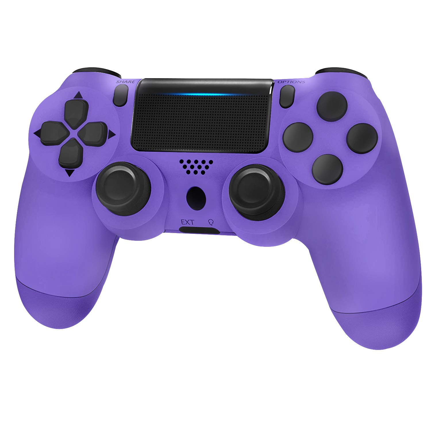 Wireless Controller for Playstation 4, JORREP Wireless Game Controller Compatible with PS4/Pro/Slim Console, Purple