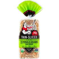 Dave's Killer Bread Organic 21 Whole Grains and Seeds Bread - 20.5 oz Loaf