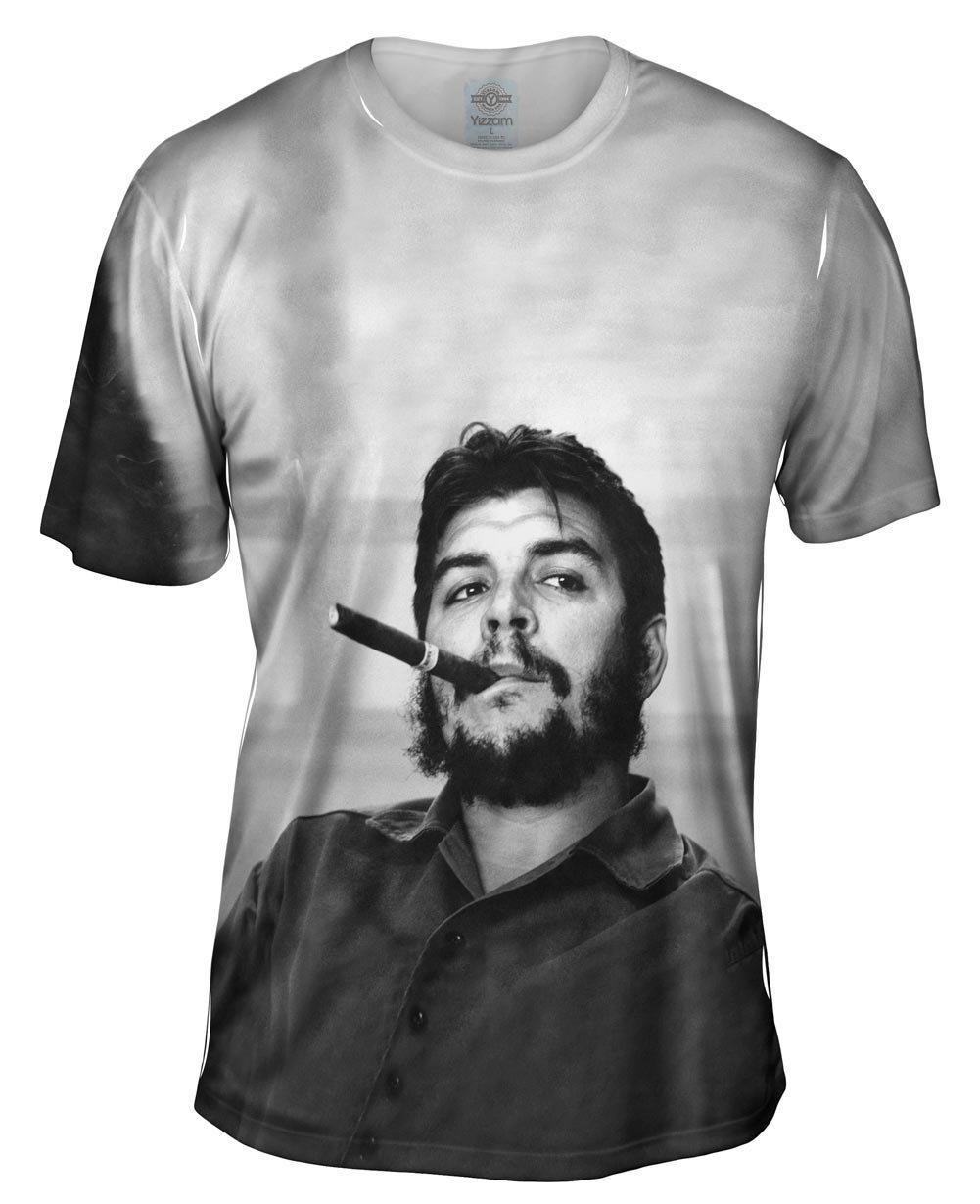 Yizzam- Che Guevara - Mind of A Visionary -Tshirt- Mens Shirt