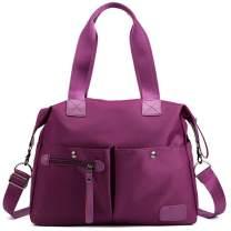 Women's Handbags Shoulder Bags Waterproof Nylon Tote Work Travel Weekender Bag