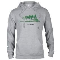 HISTORY The Curse of Oak Island Drain The Swamp Hooded Sweatshirt