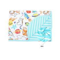 CuteOn Baby/Toddler Girls/Boys Blanket - 26 Universe
