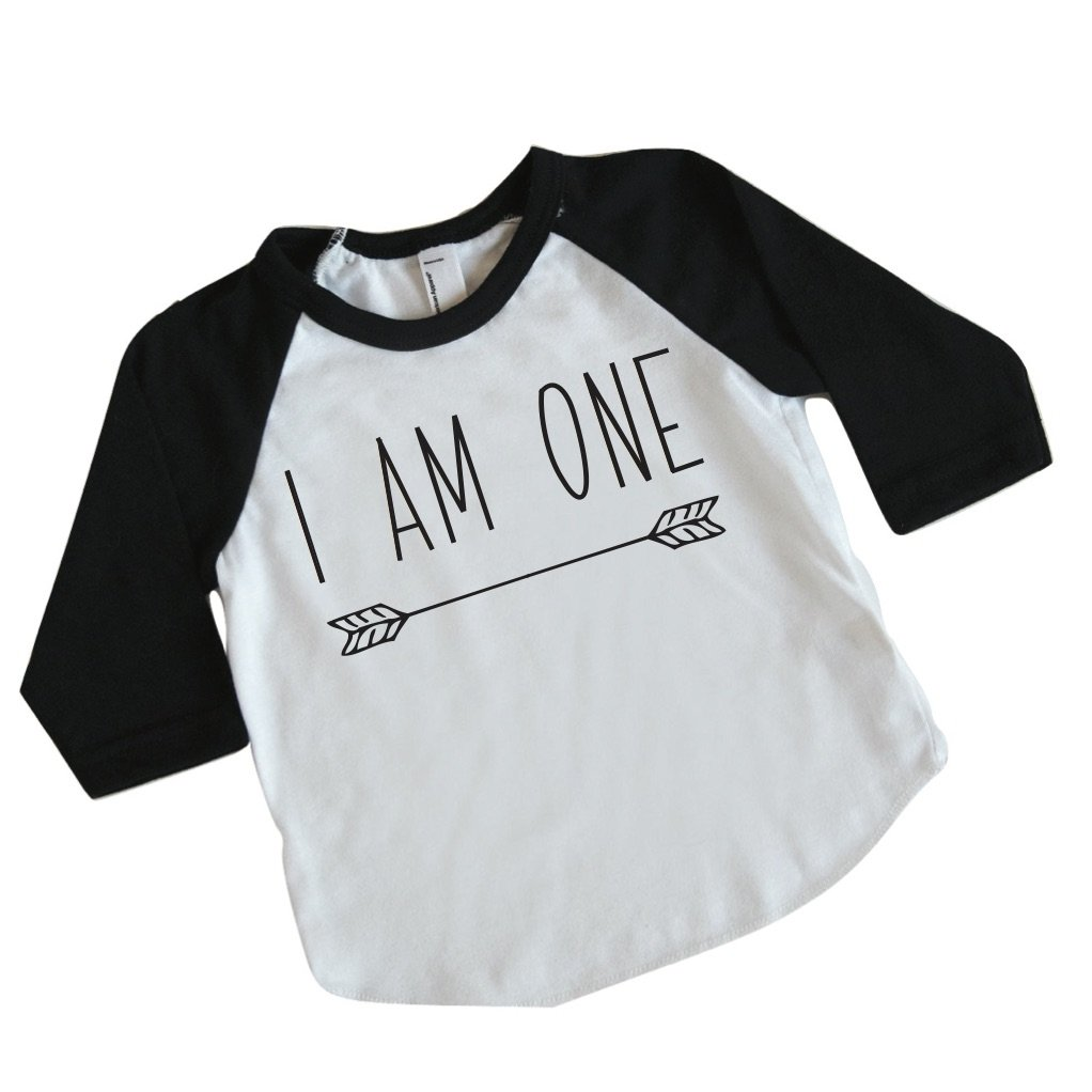 Boy First Birthday Outfit First Birthday Shirt One Year Old Outfit (12-18 Months)