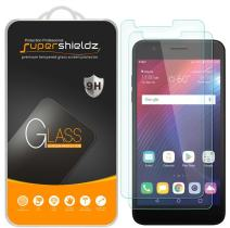 (2 Pack) Supershieldz for LG (Harmony 2) Tempered Glass Screen Protector, Anti Scratch, Bubble Free