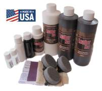 Blend It On Furniture Leather Max Complete Room/Large Sectional Kit/Leather Repair & Refinish/The Only Repair Refinish You Will Ever Need (British Tan)