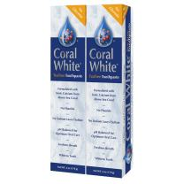 Coral LLC - Coral White Toothpaste Tea Tree Flavor (2 Pack)