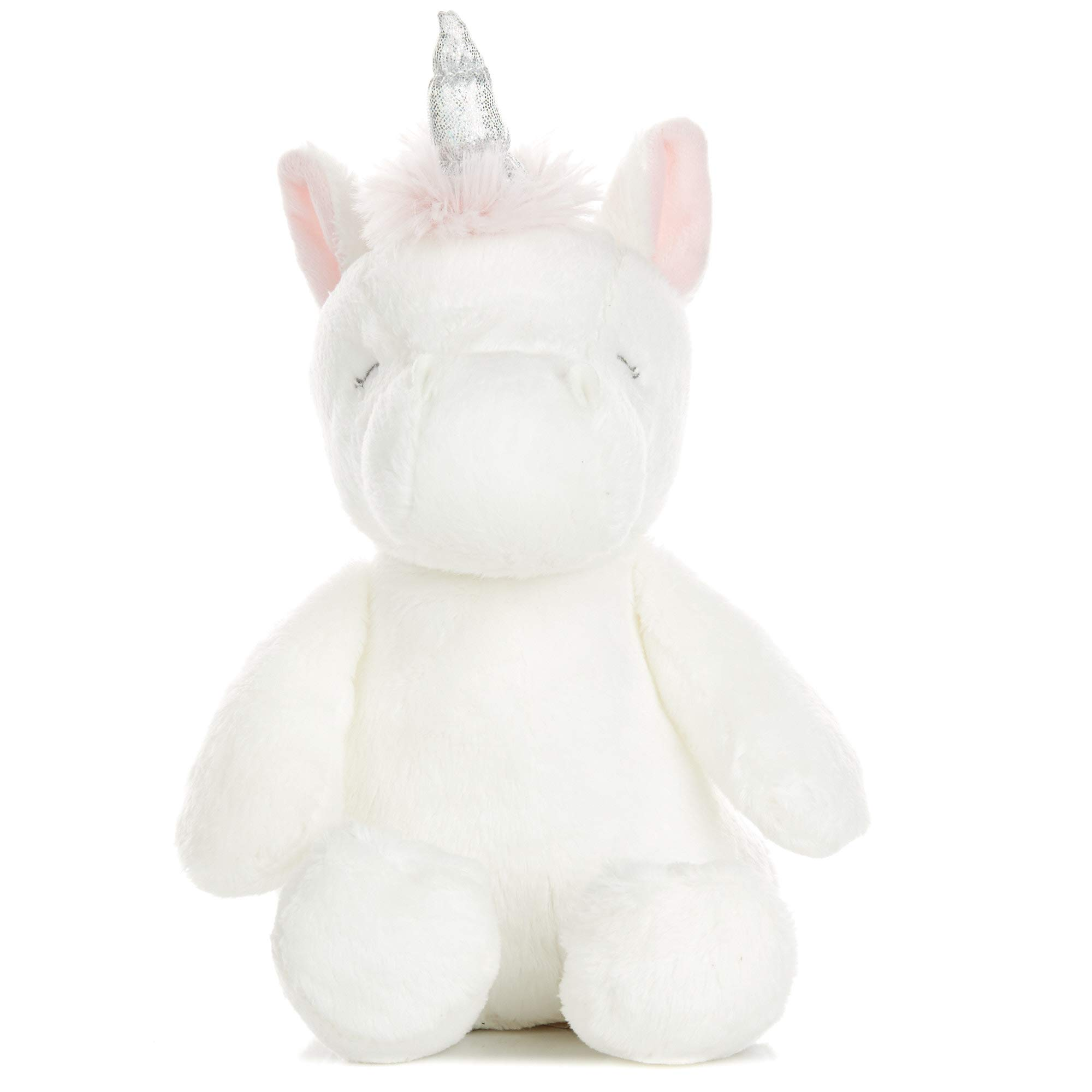 KIDS PREFERRED Carter's Waggy Musical Unicorn Stuffed Animal Plush Toy, 9 Inches