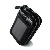 Womens Credit Card Holder Fmeida Leather RFID Blocking Card Case Wallet