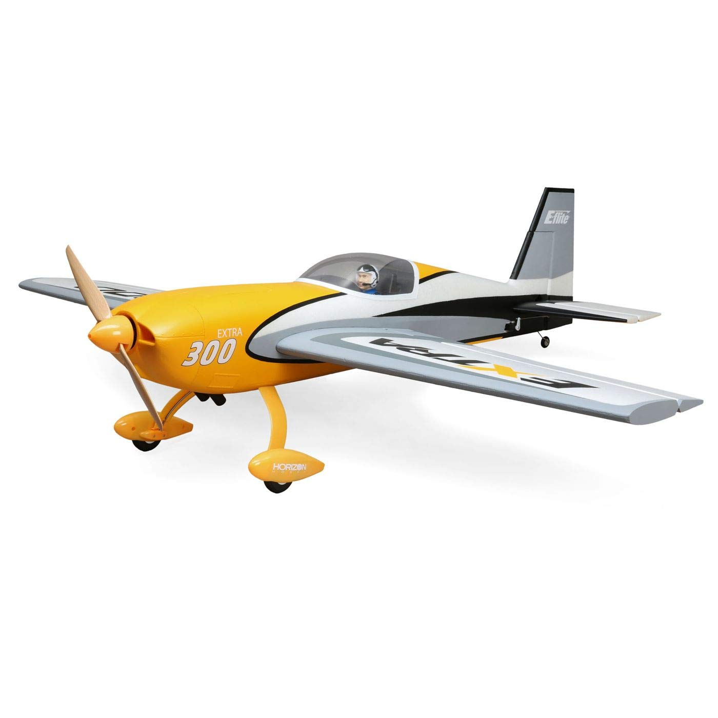 E-flite RC Airplane Extra 300 3D 1.3m BNF Basic (Transmitter, Battery and Charger not Included) with AS3X and Safe Select, EFL11550