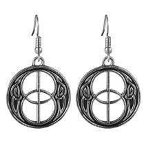 Celtic Knot Dangle Dangle Earrings for Women
