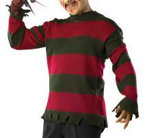 Rubie's Costume Men's Nightmare On Elm St Deluxe Adult Freddy Sweater