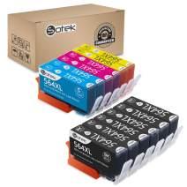 Sotek Compatible Ink Cartridge Replacement for 564XL 564, Work for Photosmart 7520 6520 5520 5525 6510 Officejet 4610 4620 4622 Deskjet 3520 3521 3522 (6BK/2C/2M/2Y, 12-Pack)