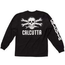 Calcutta Men's Original Logo Long Sleeve T-Shirt – Soft Performance Apparel