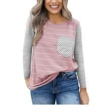 Astraet Women's Classic-Fit Criss Cross Short-Sleeve V-Neck T-Shirt