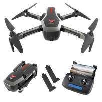 GoolRC SG906 GPS RC Drone with 4K HD Front Camera and 720P Down-Looking Camera, 5G WiFi FPV Foldable Brushless Drone, Optical Flow Positioning Altitude Hold RC Quadcopter with 2 Battery
