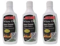 Rutland Products Rutland 1/2-Pint White-Off Glass Cleaner, 8 Fluid Ounce, 8 Fl Oz - 565 (Three Pack)