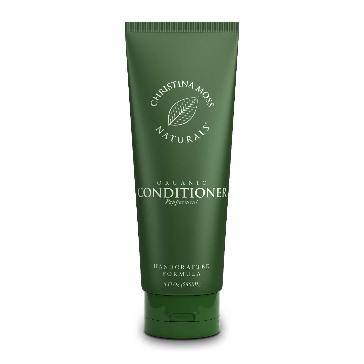 Hair Conditioner, With Organic & Natural Ingredients - All Hair Types - Dry, Oily, Curly, Fine - Daily & Leave In For Women & Men, Sulfate Free, Non Toxic No Harmful Chemicals. Christina Moss Naturals