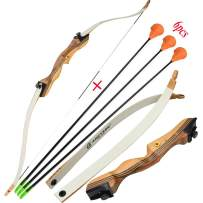 AMEYXGS Archery Youth Bow and Arrow Set Children Bow and Arrow Set 12lbs 14lbs 16lbs Kids Toy Bow Archery Gift Set for Children Junior Shooting Games